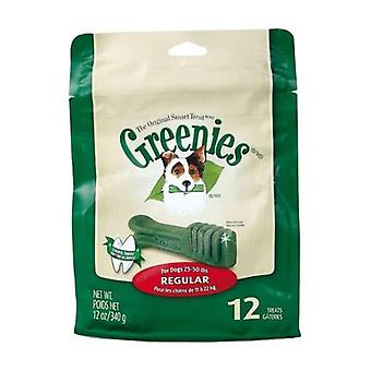 Greenies Regular Treat Pack 340gm