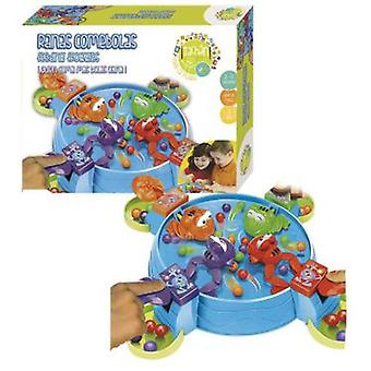 Import Game Frogs Comebolas (Kids , Toys , Table Games , Memory Games)