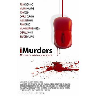 iMurders Movie Poster (11 x 17)