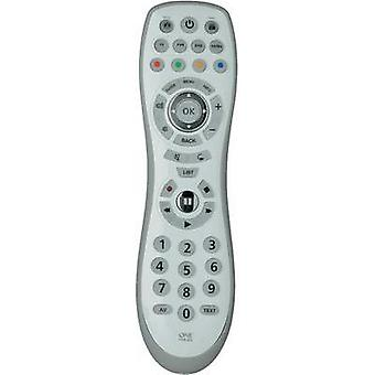 One For All Remote control Silver URC 6440