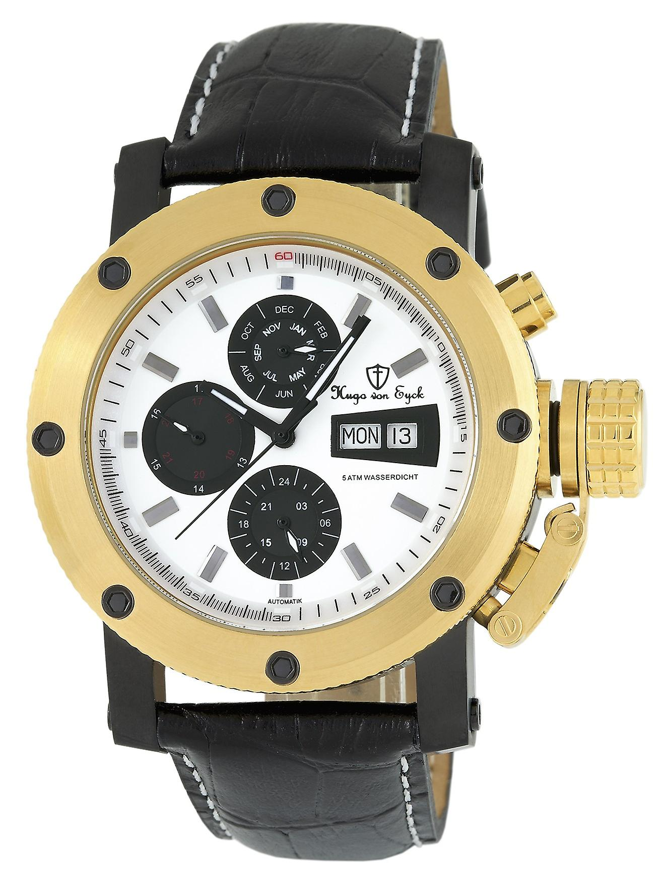 Hugo von Eyck Gents automatic watch Toliman HE303-212