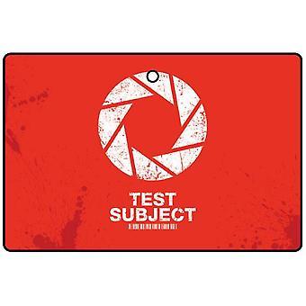 テスト対象車用芳香剤