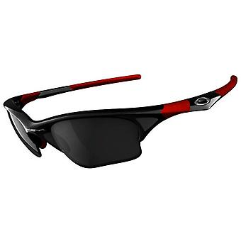 Ny søge optik gummi Kit Earsocks næse puder for Oakley HALF JACKET XLJ - rød