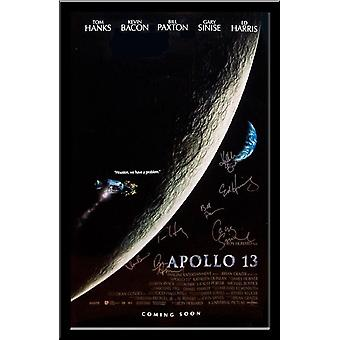 Apollo 13 - Signed Movie Poster