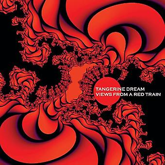 Tangerine Dream - Views From a Red Train [CD] USA import