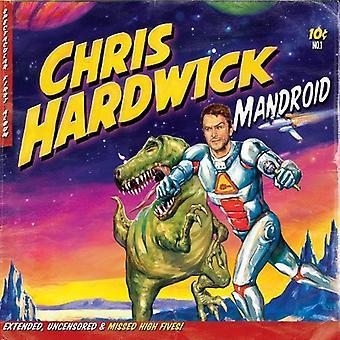 Chris Hardwick - Mandroid [CD] USA import