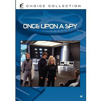 Once Upon a Spy [DVD] USA import