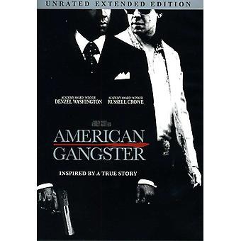 American Gangster [DVD] USA import