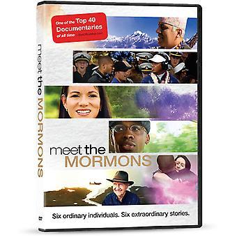 Mød mormoner [DVD] USA importen