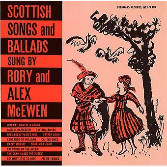 Rory McEwen & Alex - skotske sanger & ballader [DVD] USA import