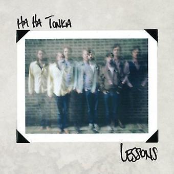 Ha Ha Tonka - lecciones [CD] USA importar