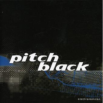 Pitch Black - Electronomicon [CD] USA import