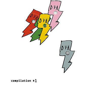 DFA samling 1 - Dfa kompilering 1 [Vinyl] USA importerer