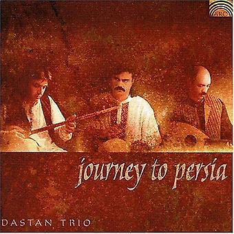 Dastan Trio - Journey to Persia (Iran) [CD] USA import