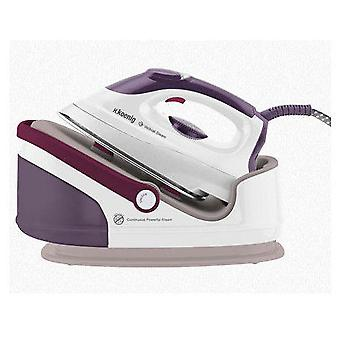 H.Koenig Ironing station with Ceramica Sole Vix9