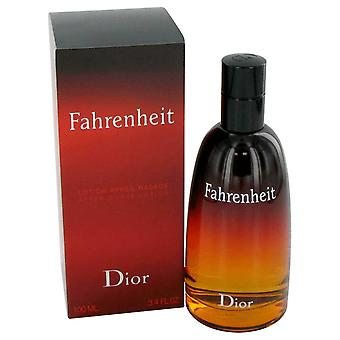 Christian Dior Men Fahrenheit After Shave By Christian Dior