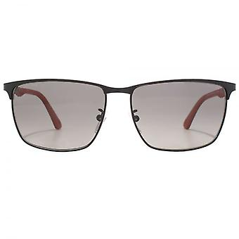 Police Brooklyn 9 Sunglasses In Matte Black Polarised