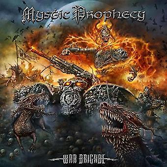 Mystiske profeti - krig Brigade [Vinyl] USA importerer