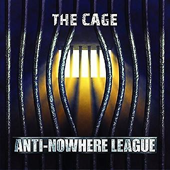 Anti-Nowhere League - Cage [CD] USA import