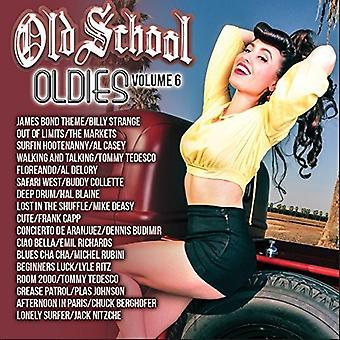 Old School Oldies Vo - Old School Oldies Vo [CD] USA importerer