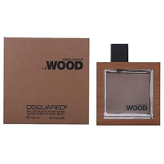 Dsquared He Wood Edt Vapo 100 Ml (Man , Perfumes , Perfumes)