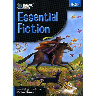 Alphabetisierung Welt 4.Etappe Fiction wesentliche Anthologie von Brian Moses