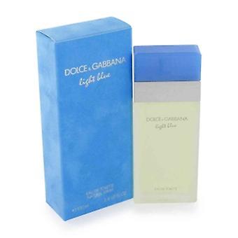 Dolce & Gabbana lys blå Eau De Toilette 25ml EDT Spray