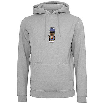 Mister tee Hoody - GET MONEY heather grey