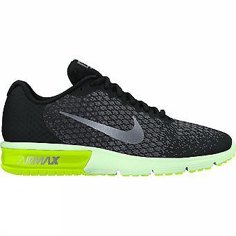 Nike Air Max Sequent 2 852461 011 gentlemen Moda shoes