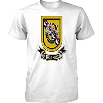 1e Special Forces Regiment - Airborne 39e Special Forces Det - Kids T Shirt