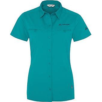 VauDe Women's Farley SS Shirt - Reef