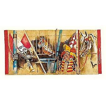 Circus Circus Poster Print von Rolf Knie (20 x 9)