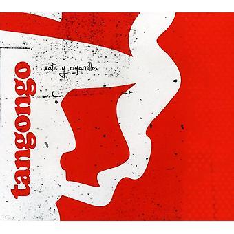 Mate Y Cigarrillos - Tangongo [CD] USA importerer