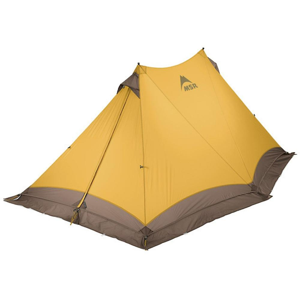 MSR Twin Sisters 2 Person Tarp Shelter Outdoor Equipment for Camping