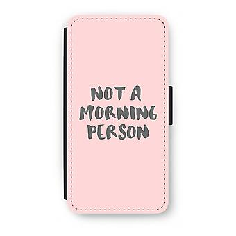 Samsung Galaxy S8 Plus Flip Case - Morning person