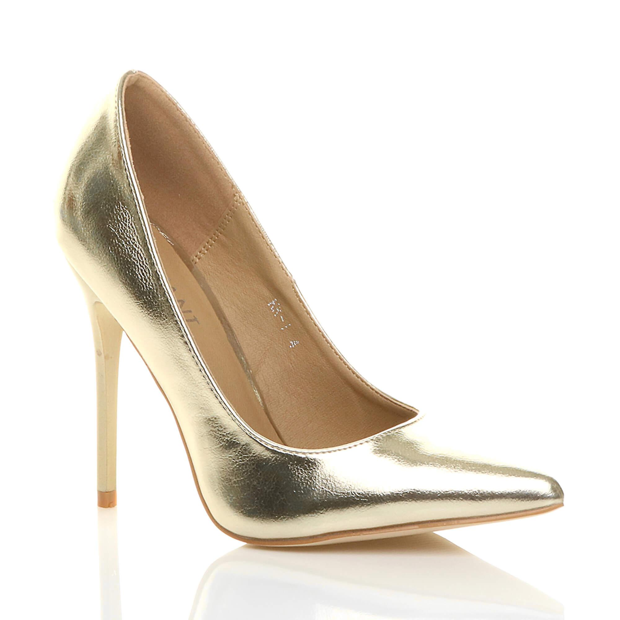court high work heel womens pointed contrast Ajvani party shoes pumps smart xqwApnX