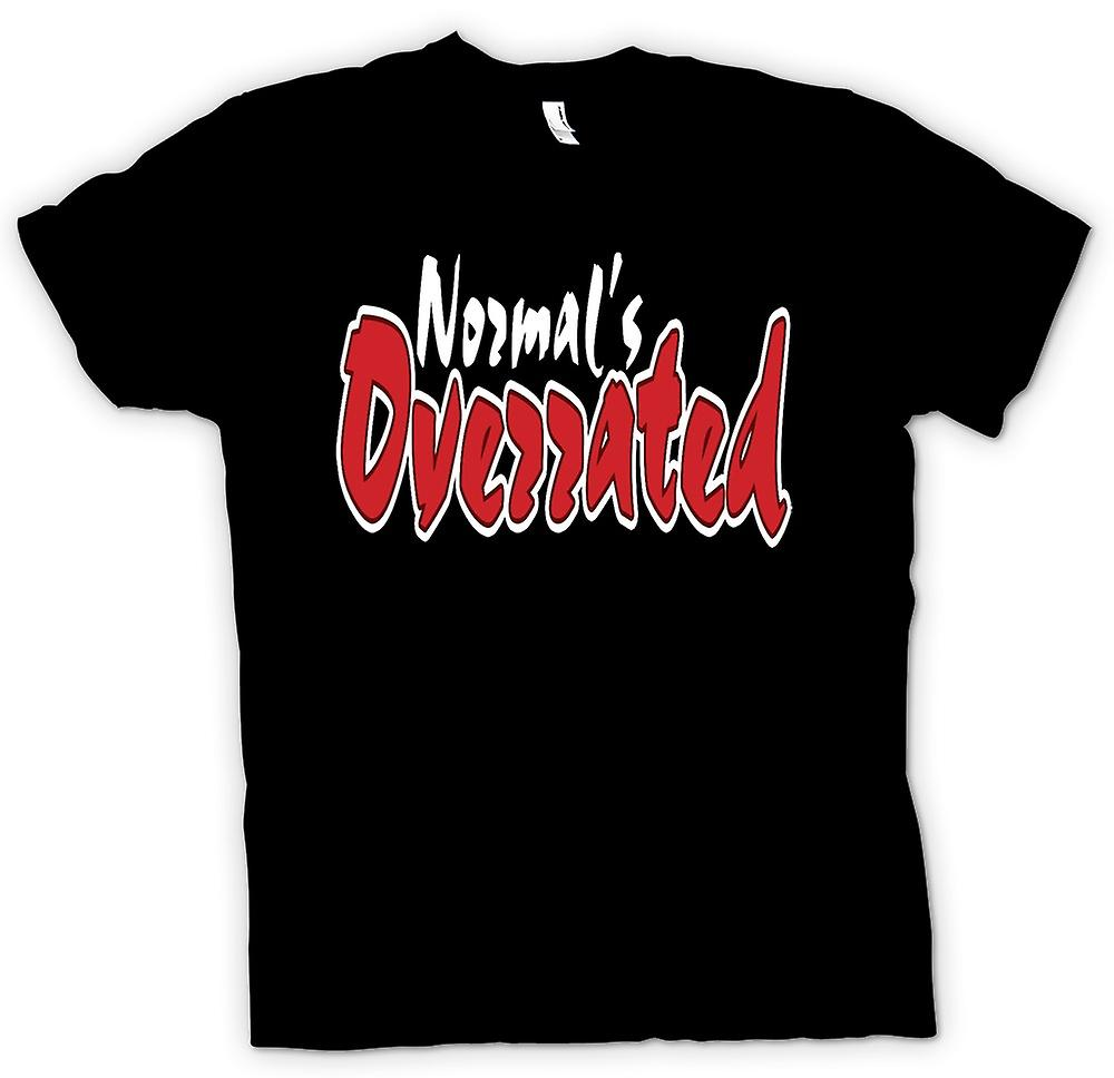 Mens T-shirt - Normals Overrated
