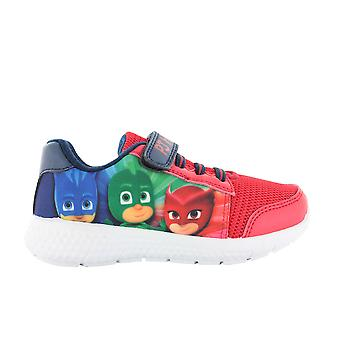 PJ Masks Boys Gillan Low Top Sports Trainers