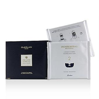 Guerlain Orchidee Imperiale enastående Complete Care Imperial Radiance Mask - 4sheets