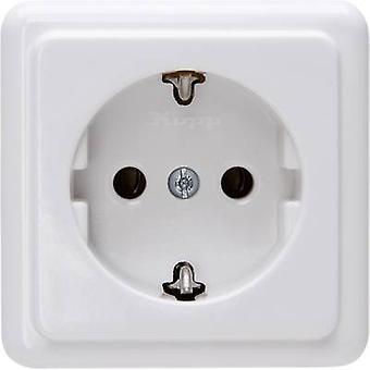Kopp PG socket Standard surface-mount Arctic whi