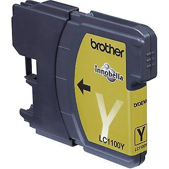 Brother Ink LC-1100Y Original Yellow LC1100Y