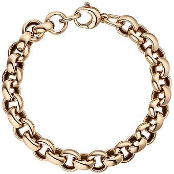 Горох браслет 925 стерлингового серебра золота позолоченный браслет 21 см