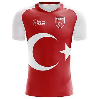 2018-2019 Turkey Home Concept Football Shirt