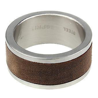Esprit Steel Ring ESRG11552