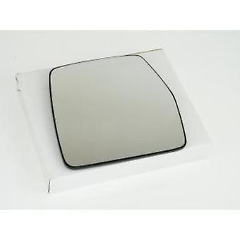 Vidrio del espejo izquierdo (no climatizada) y soporte para FIAT SCUDO Combinato 1996-2006
