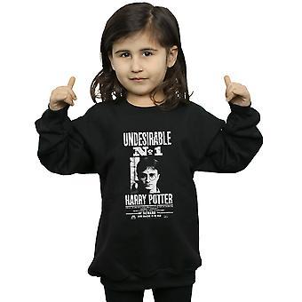 هاري بوتر البنات غير مرغوب فيها رقم 1 قميص من النوع الثقيل