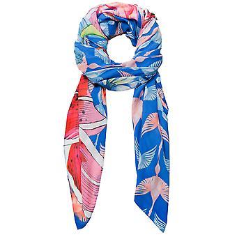 Desigual vrouwen sjaal pashmina sjaal vuile Birdy 19SAWF33/3192