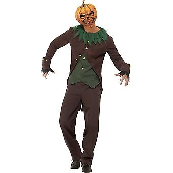 Goosebumps Jack-O'-Lantern Costume, Medium