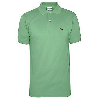 Lacoste Lacoste camisa de Polo verde de L1212 clásico