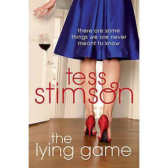 テス スティムソン - 9780330522038 本で横になっているゲーム